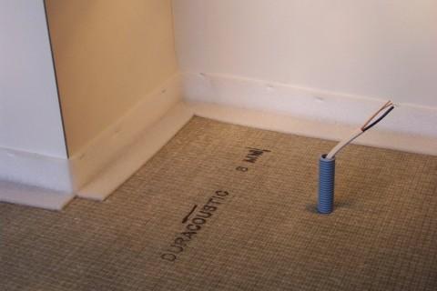 edgeseal perimeter isolation underlay sound control system canada. Black Bedroom Furniture Sets. Home Design Ideas