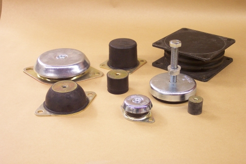 Novibra Mounts - Anti Vibration Isolation Mounts