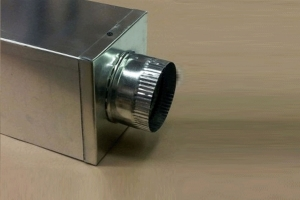 InLine Silencer for Duct Noise Reduction