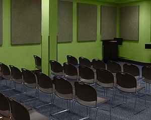 Tectum Acoustic Wall & Ceiling Panels for Noise Reduction