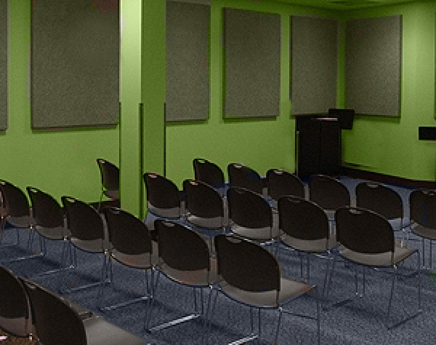 Tectum Acoustic Wall Amp Ceiling Panels For Noise Reduction