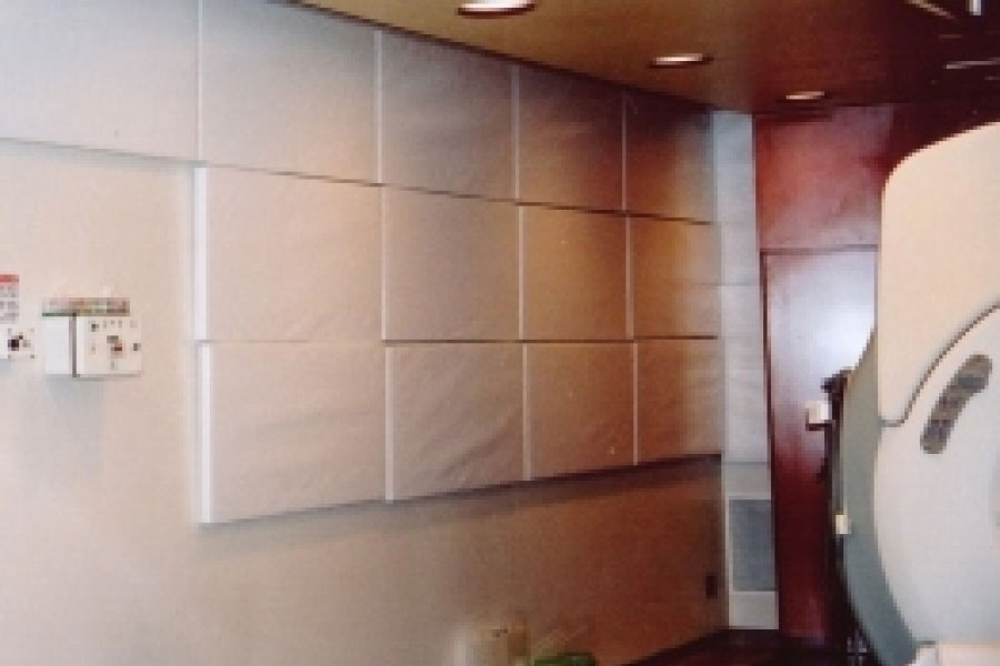 Noise Control Clean Room Acoustic Ceiling And Wall Baffles