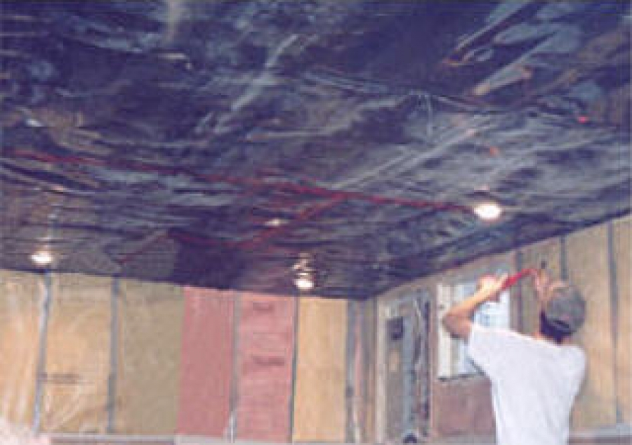 Barrier Materials for Soundproofing Walls & Ceilings - Soundproofing Walls & Ceilings, Acoustical Treatment Toronto Canada