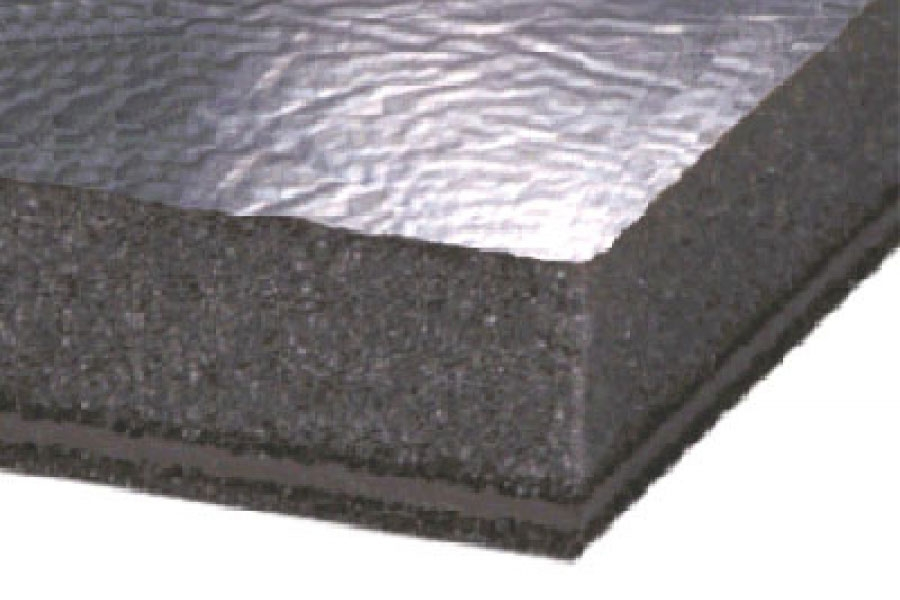 Barymat btmm 14c noise barrier sound absorber composites for Best sound barrier insulation