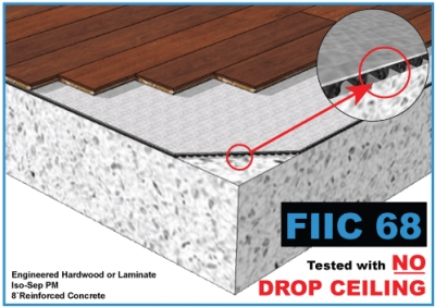 Iso-Sep PM - Sound Control Underlayment