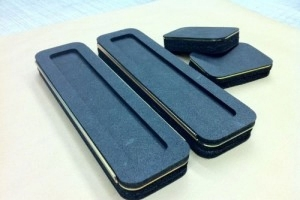 GoldLine Treadmill Isolation Pads