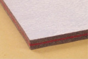IB-500 Red Line Pads - Anti Vibration Isolation Pad