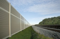 Sound Barrier Walls, Acoustic Barriers, Sound Fence Panels